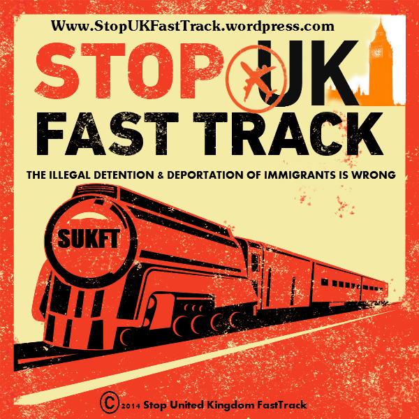 Detained Fast Track Home Office
